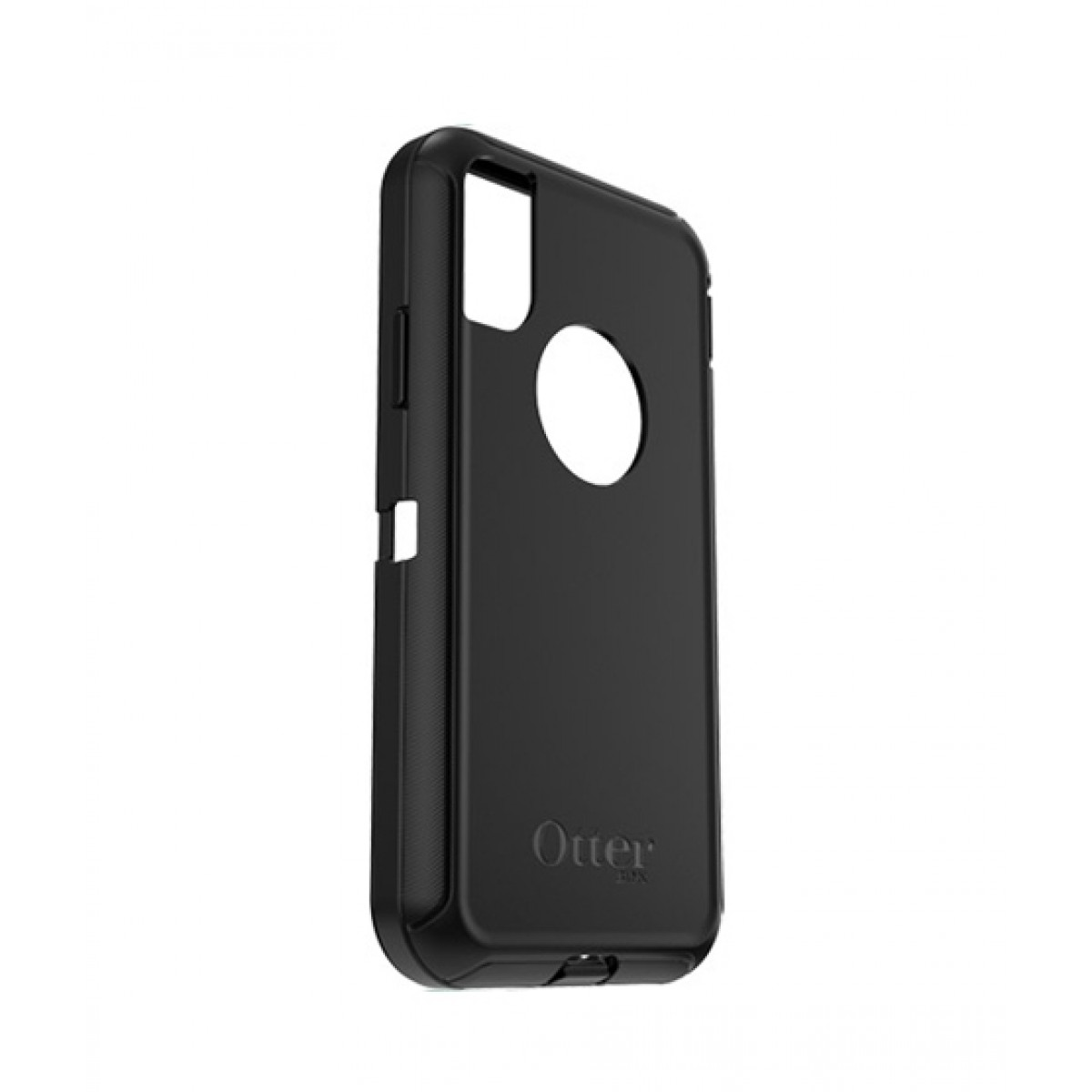 size 40 2bb3e 228cd OtterBox Defender Series Slipcover Black Case For iPhone X/XS