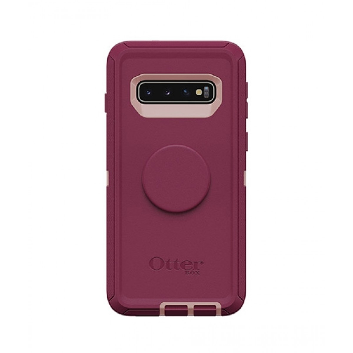 OtterBox Pop Defender Series Fall Blossom Case For Galaxy S10