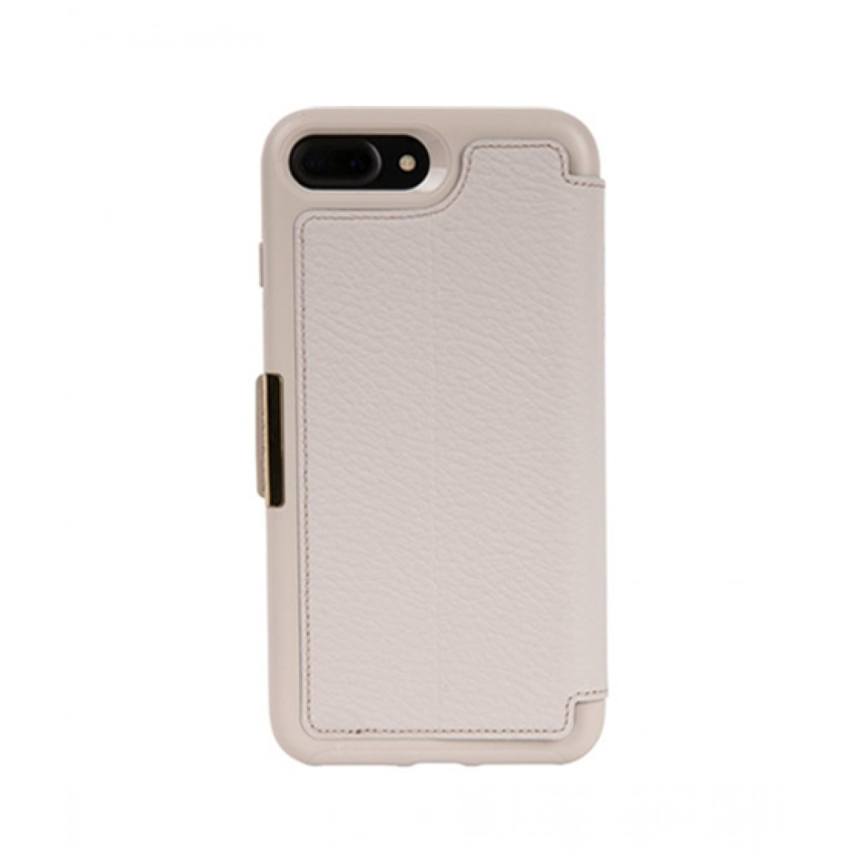 new arrival 02306 1ea79 OtterBox Strada Series Leather Folio Soft Opal Case For iPhone 8 Plus