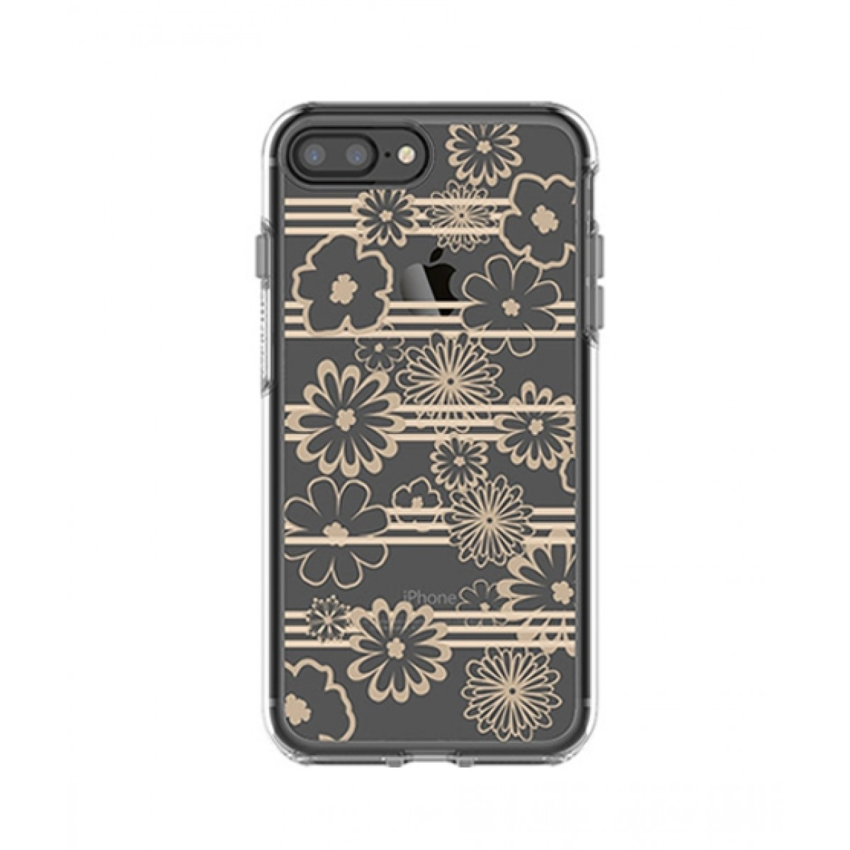 size 40 a39e7 07105 OtterBox Symmetry Clear Graphics Drive Me Daisy Case For iPhone 8 Plus