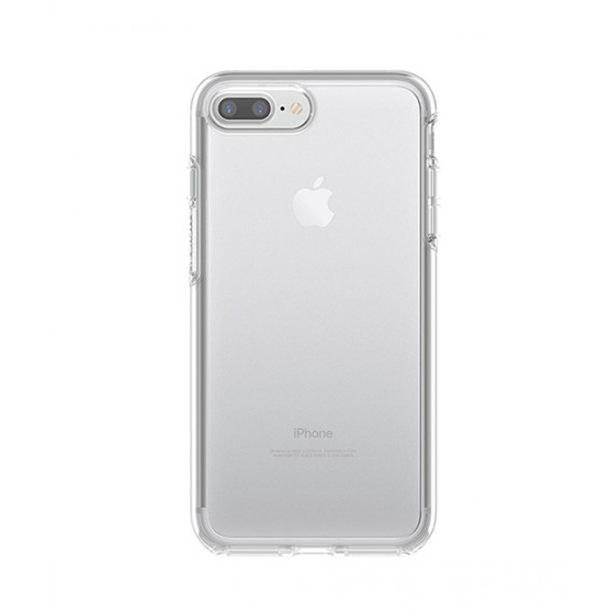 best website 37575 4e337 OtterBox Symmetry Series Clear Crystal Case for iPhone 7 Plus