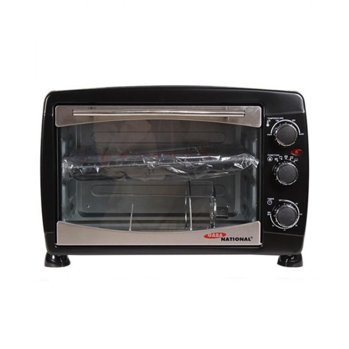 Gaba National Oven Toaster 28Ltr (GNO-1528)