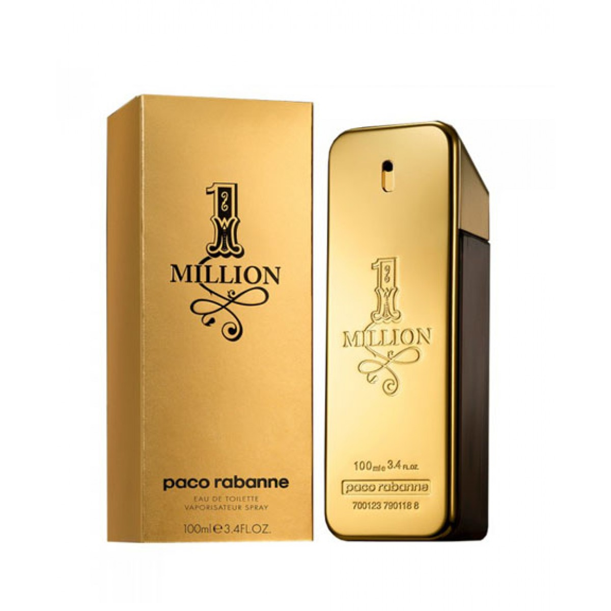 Paco Rabanne 1 Million Perfume Price In Pakistan Buy Paco Rabanne