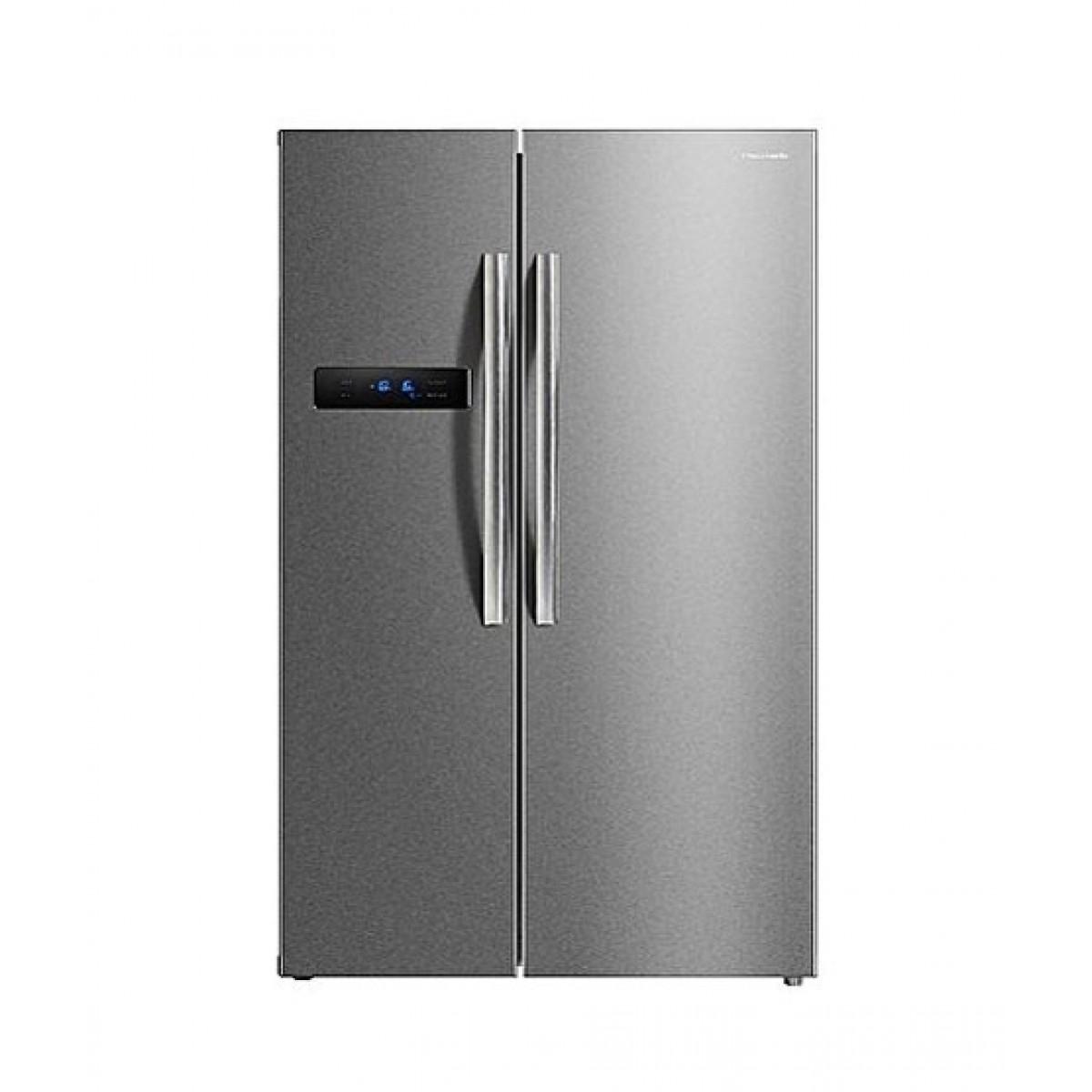 Panasonic Side-By-Side Refrigerator 600L (NR-BS60MS)