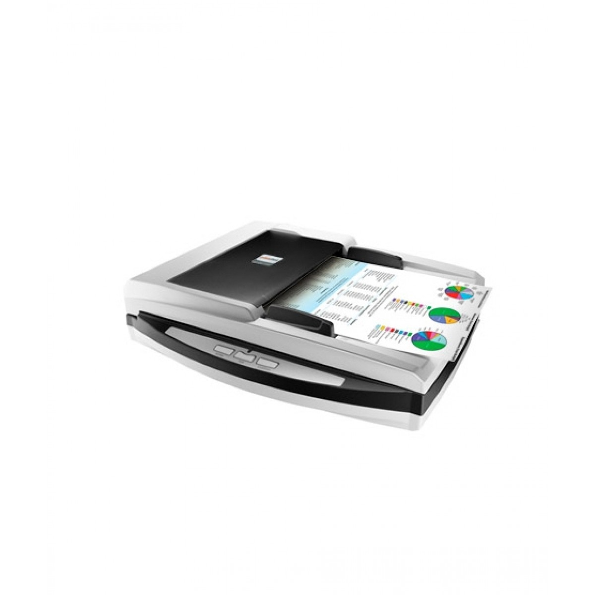 Plustek A4 SmartOffice PL3060 Desktop Scanner