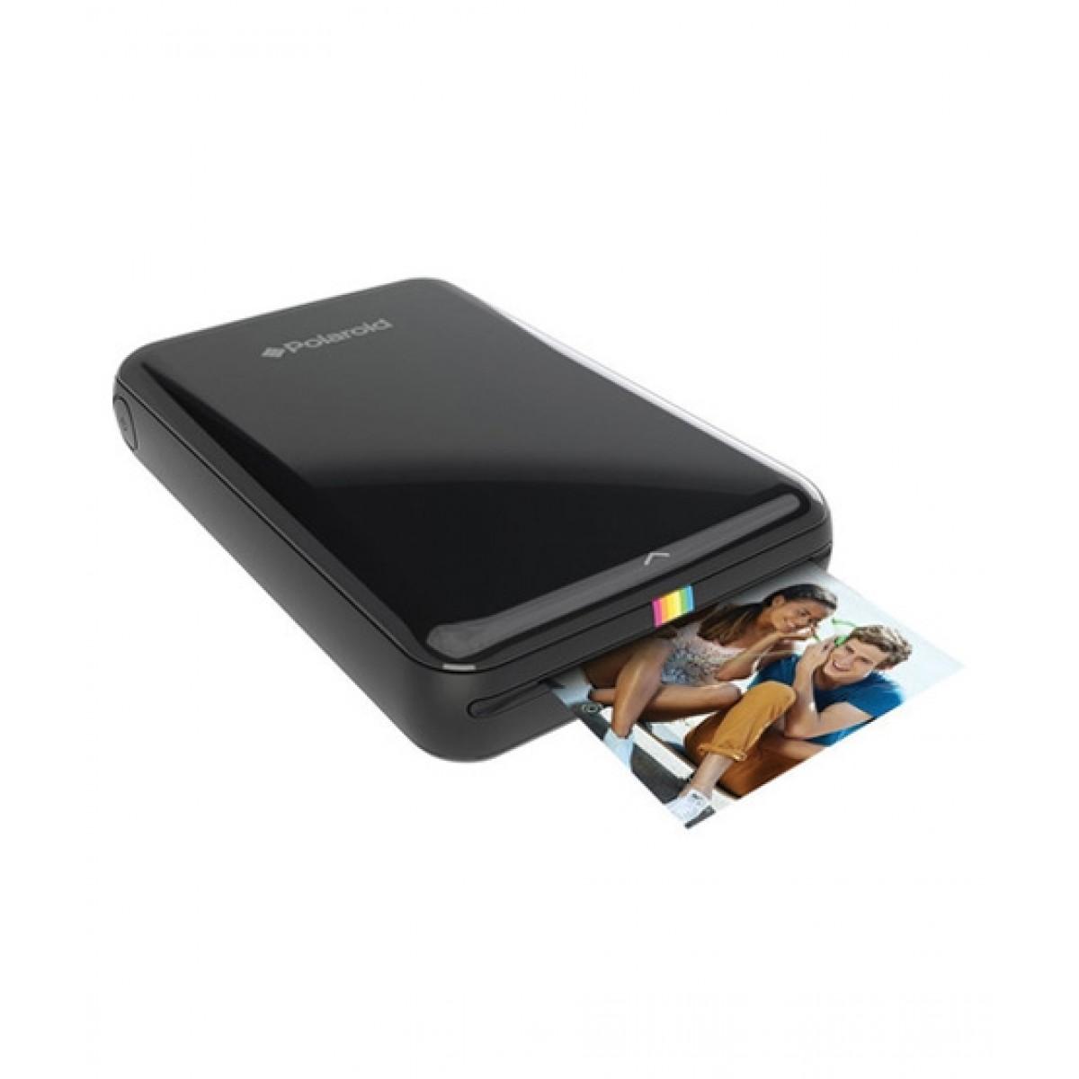 ea8b3e53c19b14 Polaroid ZIP Mobile Printer Kit Price in Pakistan | Buy Polaroid Mobile  Printer Kit Black With 50 Sheets | iShopping.pk