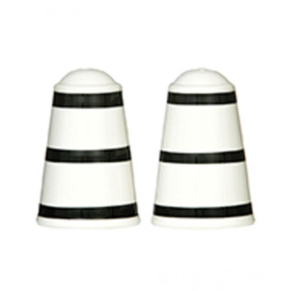 Premier Home Ceramic Salt And Pepper Shaker Pack Of 2 (0722219)