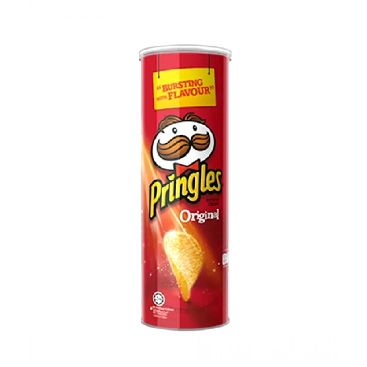Pringles Original Potato Chips 150g