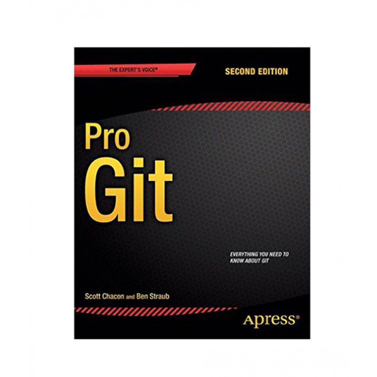 Pro Git Book 2nd Edition