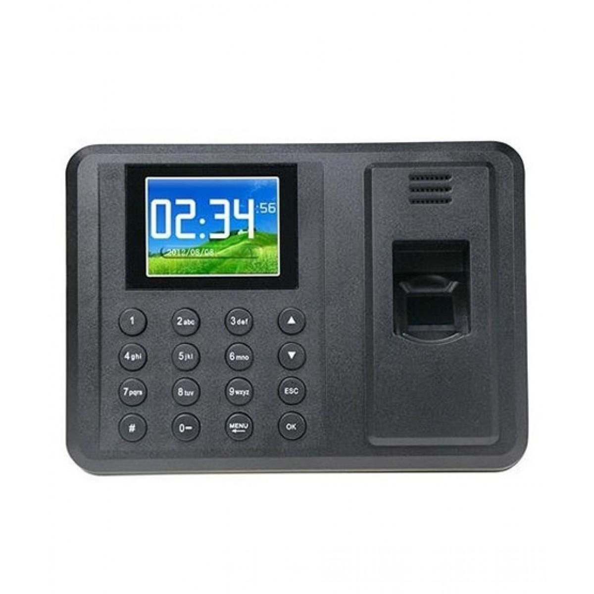 Proxymedia Fingerprint Time Attendance Machine
