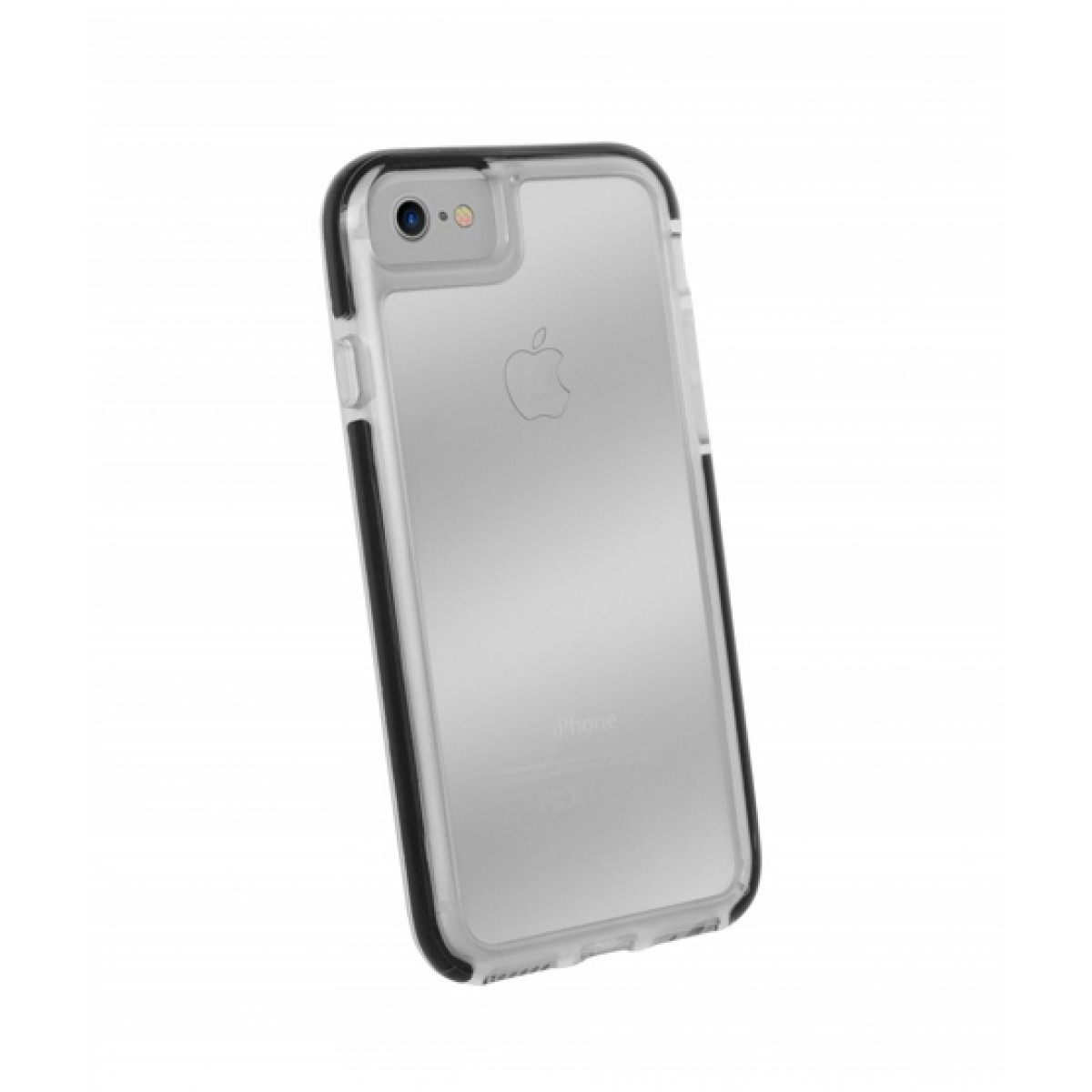 molto carino a9598 9d72e Puro Cover Hard Shield Black Case For iPhone 7