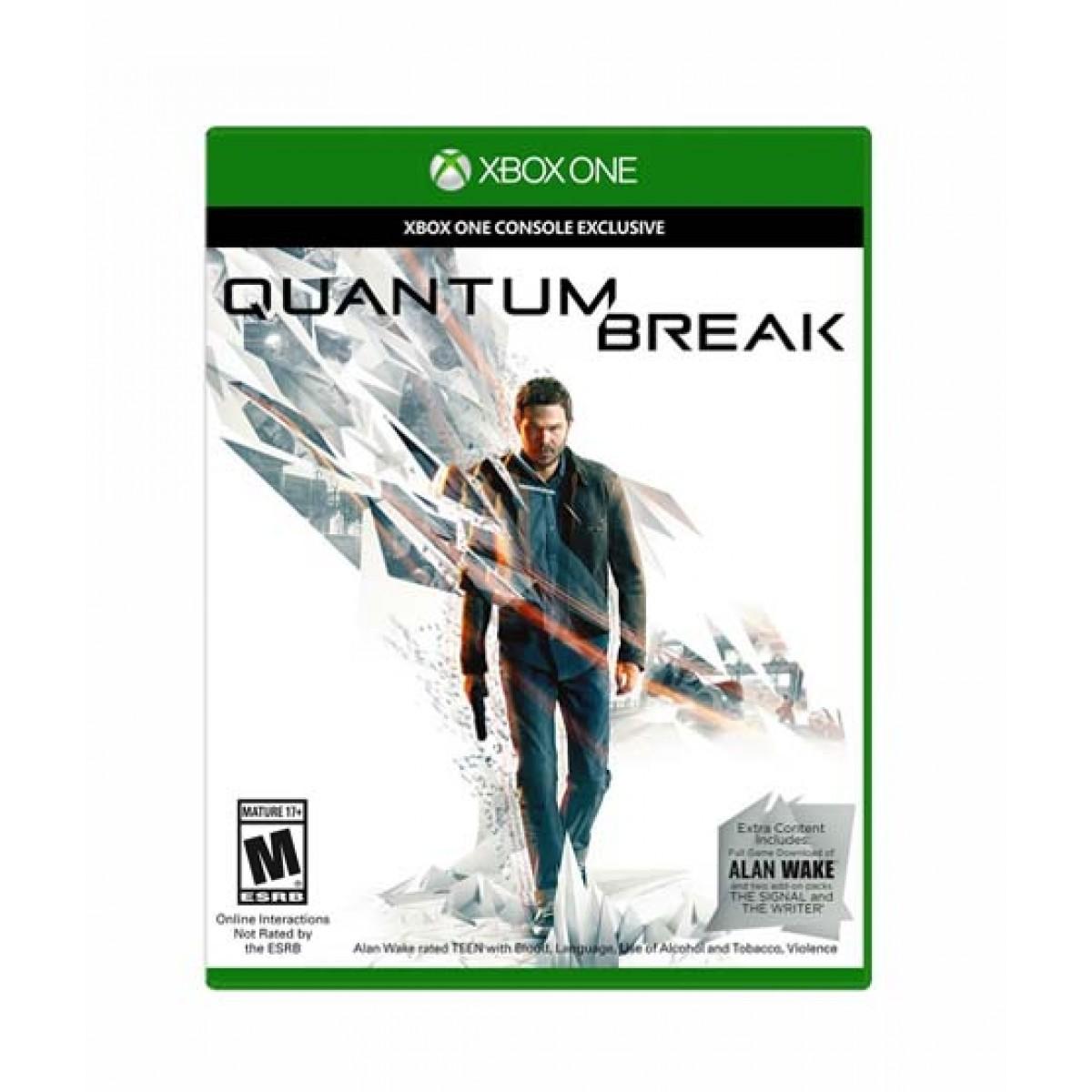 Quantum Break Game For Xbox One