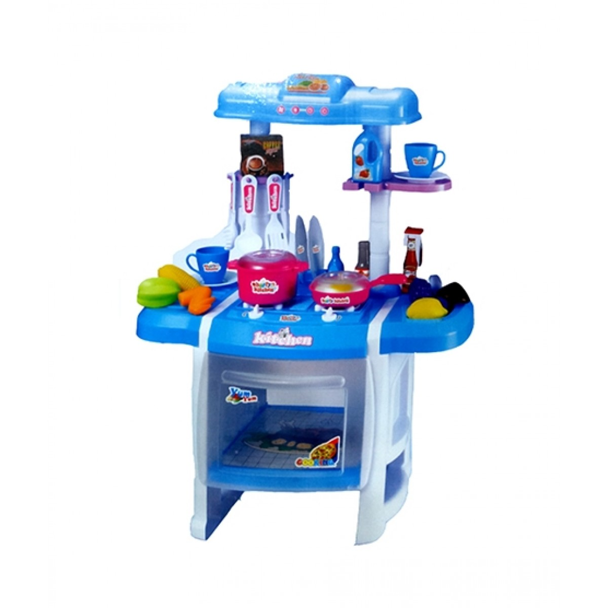 Kitchen Toy Set For Kids Blue Price In Pakistan Buy