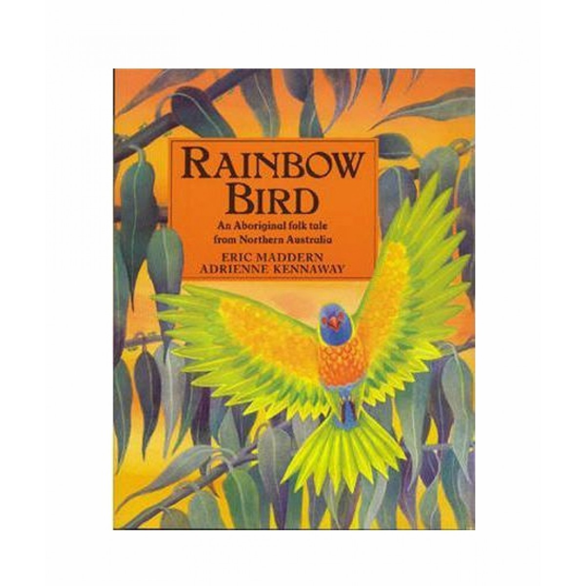 Rainbow Bird Book