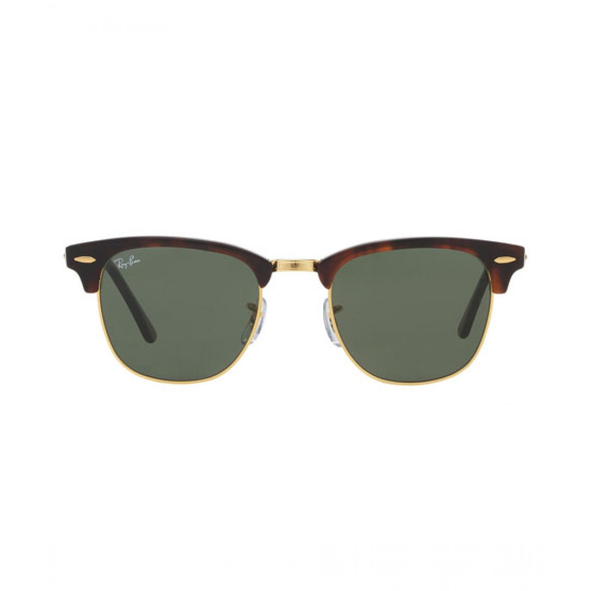 RayBan ClubMaster Non-Polarized Sunglasses RB3016 49