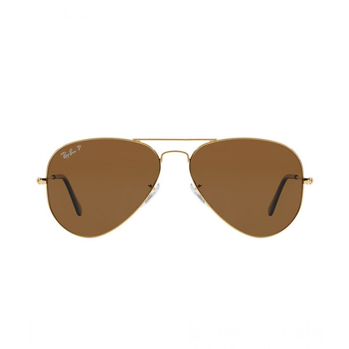 RayBan Original Aviator Polarized Sunglasses RB3025 62
