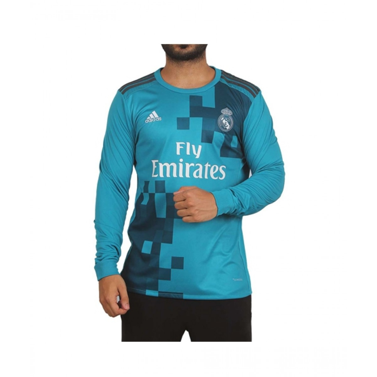 reputable site 2b68f bf7d5 Rayyan Real Madrid Third Jersey T-Shirt For Men 2017 / 2018