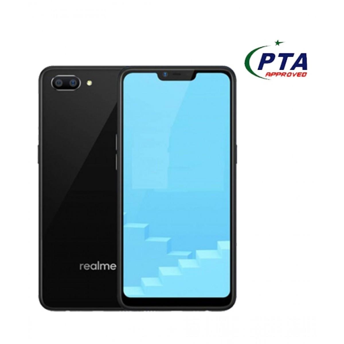 Realme C1 2019 16GB 2GB RAM Dual Sim Black
