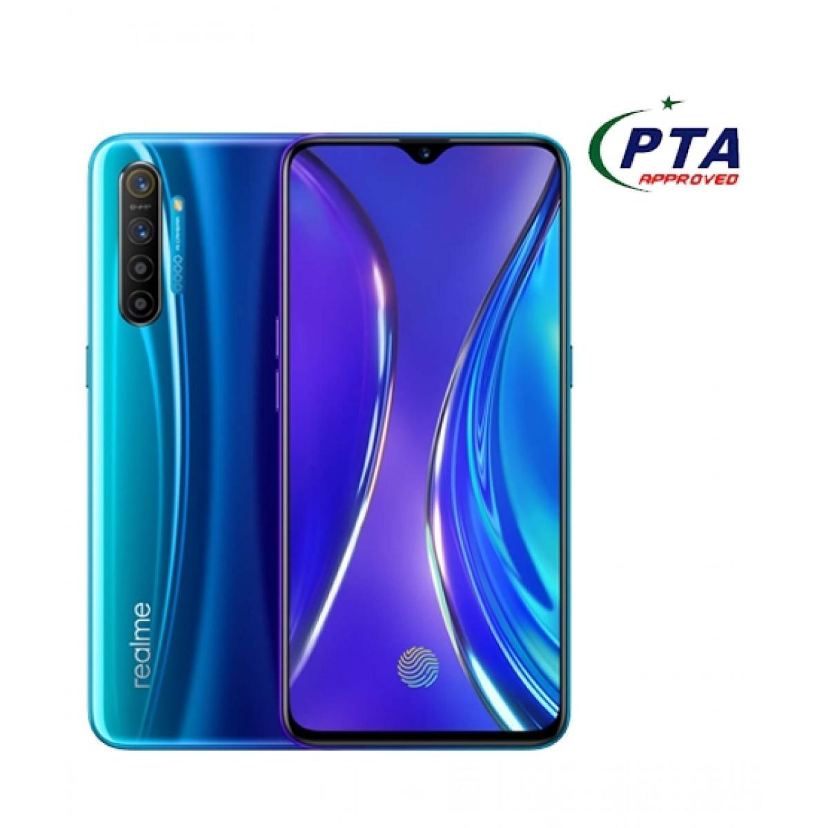 Realme XT 128GB 8GB RAM Dual Sim Pearl Blue