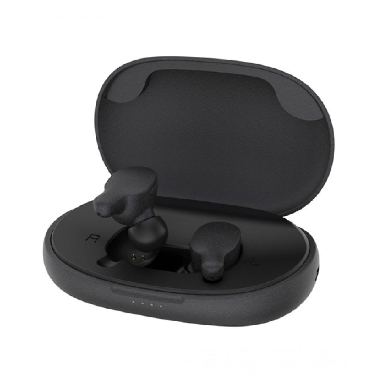 Remax TWS-3 Wireless Bluetooth Earbuds Black