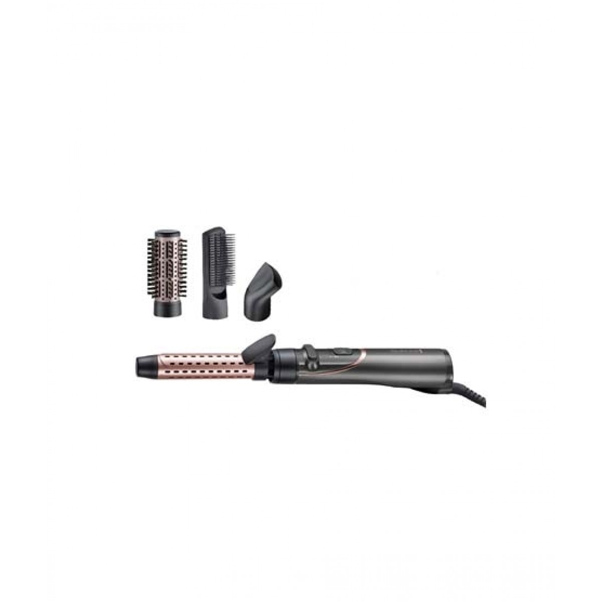 Remington Curl & Straight Confidence Rotating Hot Air Styler (AS8606)
