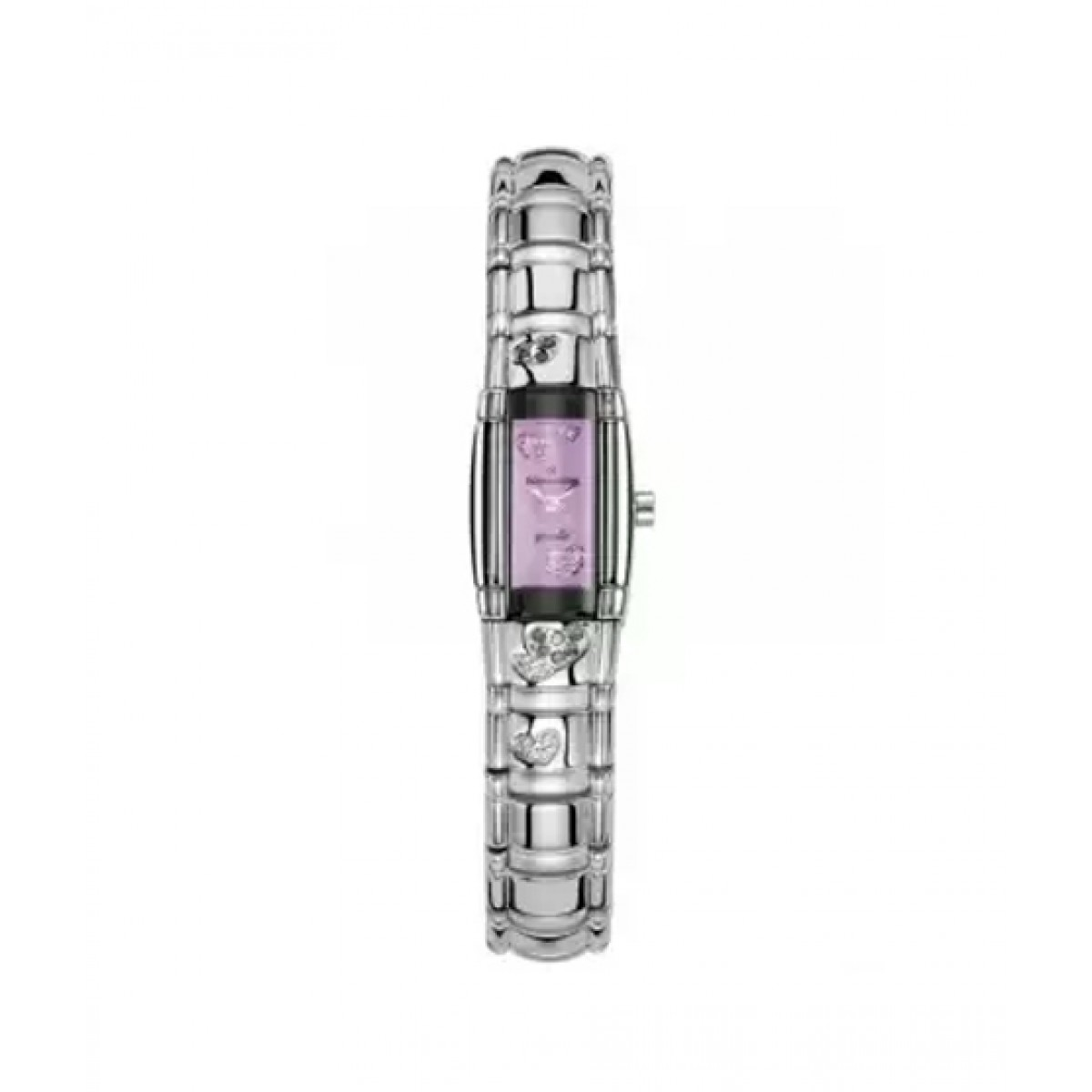 Romanson Quartz Women's Watch Silver (RM4132Q-LW-PK)