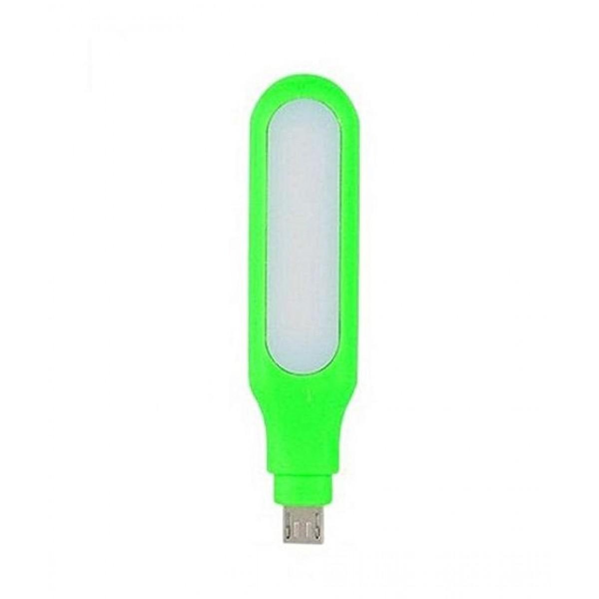 Rubian Selfie LED Light For Smart Phones - Green