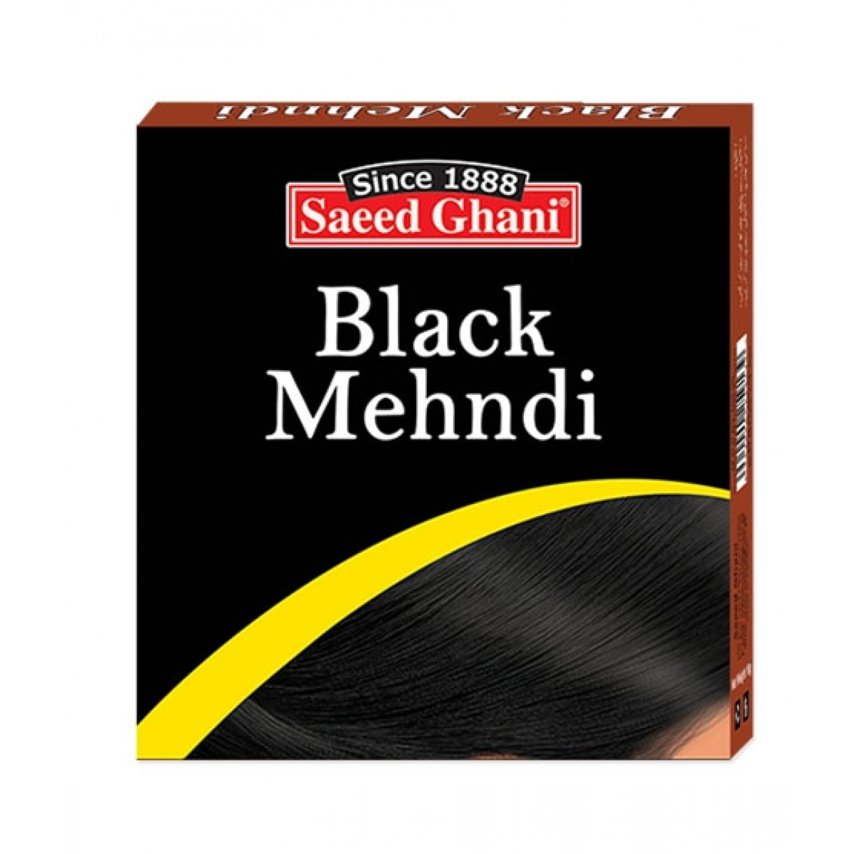 Saeed Ghani Black Mehndi (10gm)