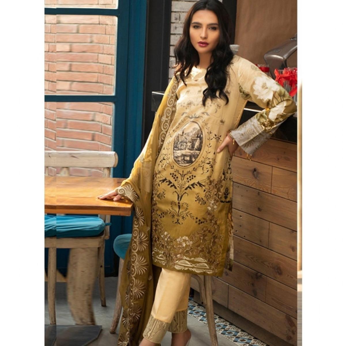 685d2e0014 Salitex Shades Summer 2019 3 Piece Price in Pakistan | Buy Salitex Shades Summer  Collection 2019 (WK-263B) | iShopping.pk
