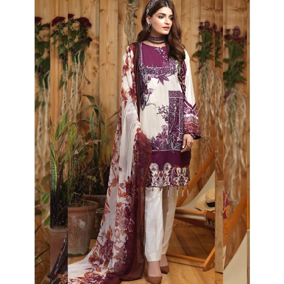 26680ba0a6 Salitex Silkoria Emb Collection Vol 4 2019 (RC-163A) Price in Pakistan |  Buy Salitex Silkoria Lawn Collection 3 Piece | iShopping.pk