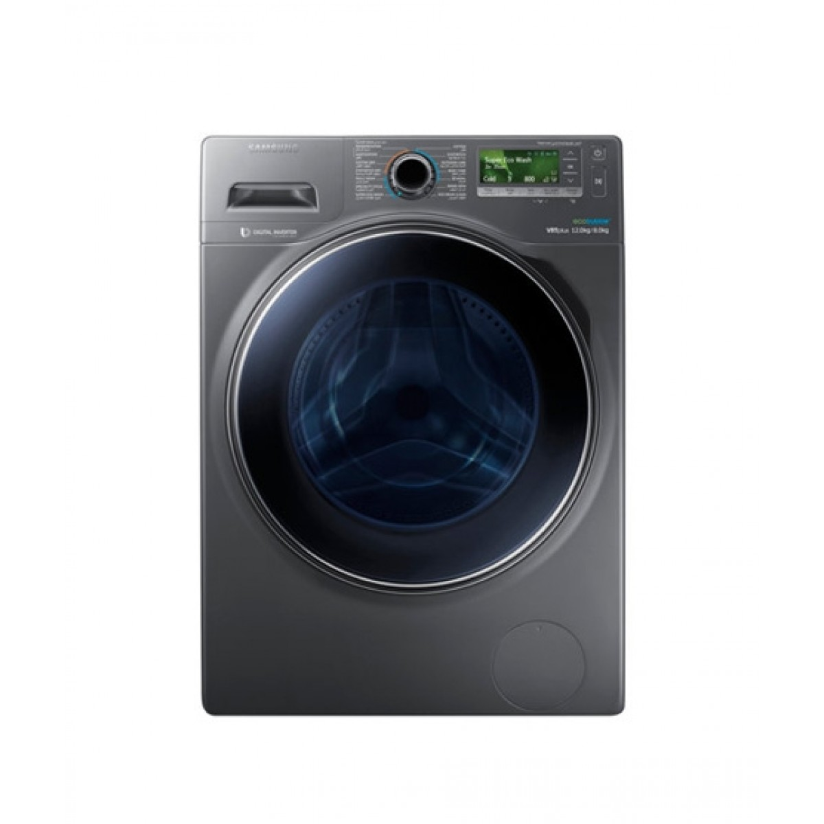 Samsung Fully Automatic Washing Machine 12kg Price In Pakistan Buy Samsung Front Load Washing Machine Wd12j8420gx Ishopping Pk