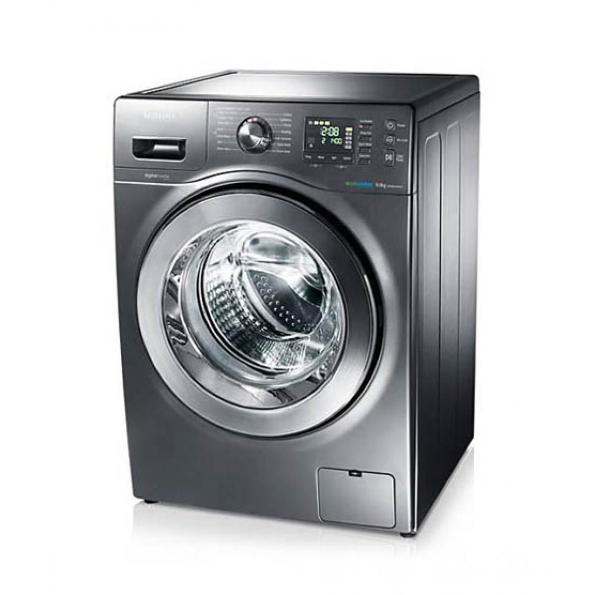 Samsung Fully Automatic Front Load Washing Machine (WF906U4SAGD)