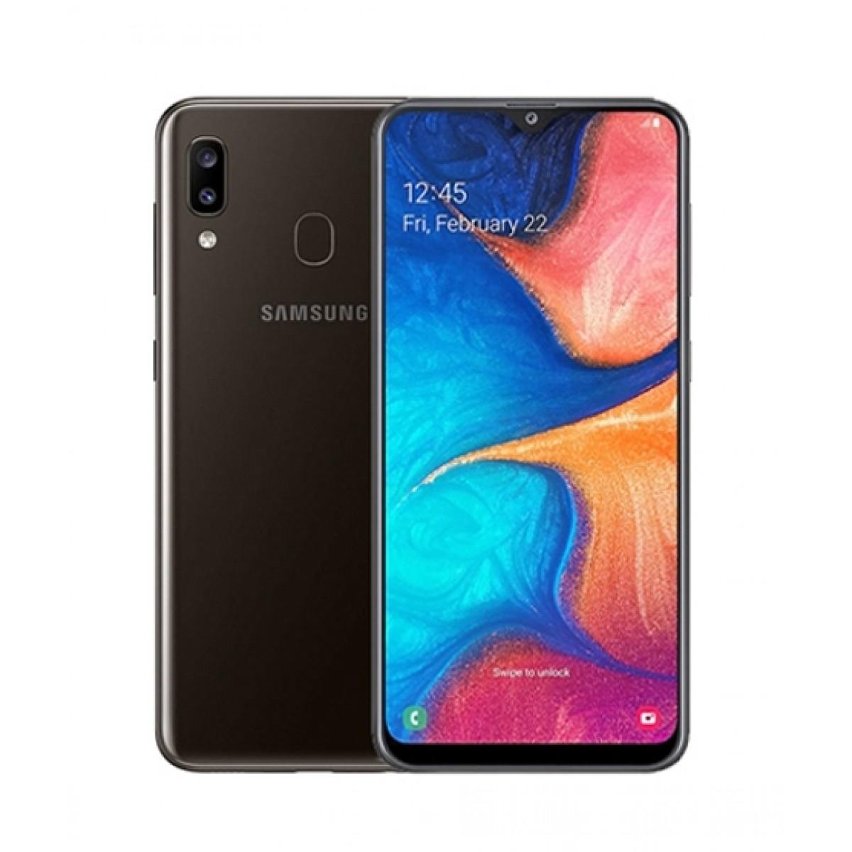Samsung Galaxy A20 32GB Dual SIM Black - PTA Compliant