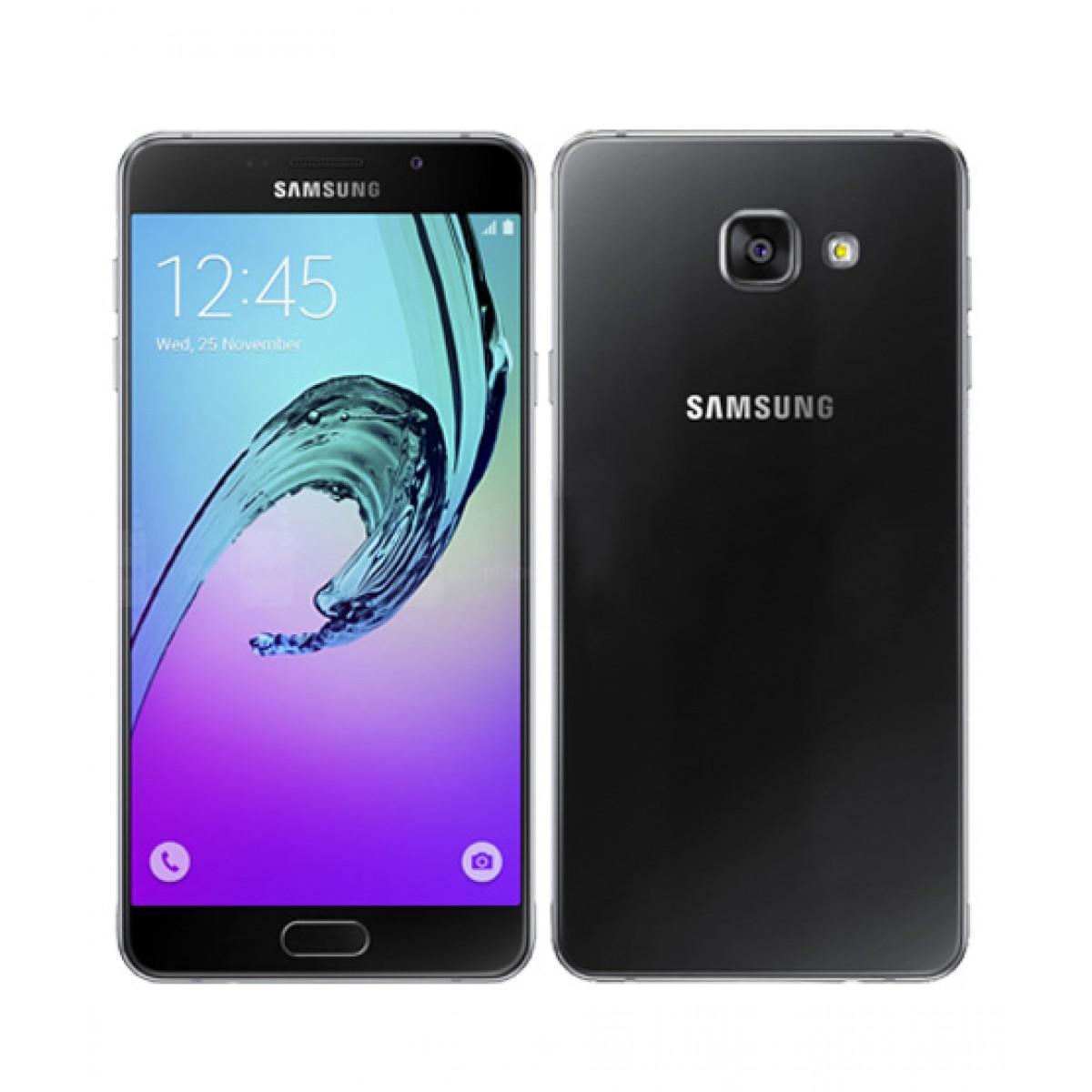 Samsung Galaxy A7 2016 4G Dual Sim Black (A710FD)