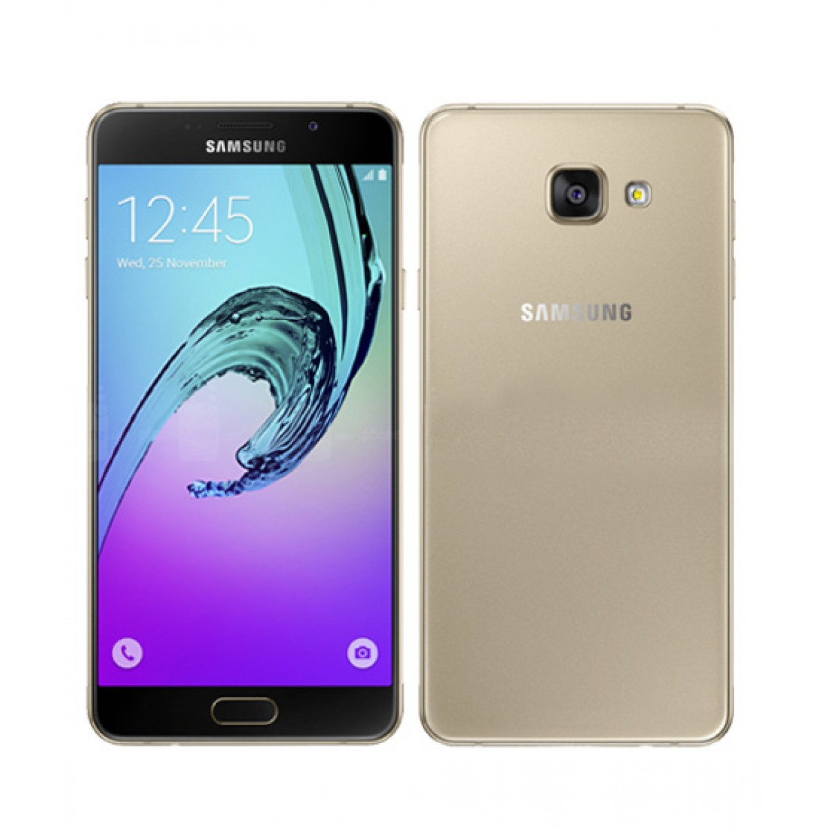 Samsung Galaxy A7 2016 4G Dual Sim Gold (A710FD)