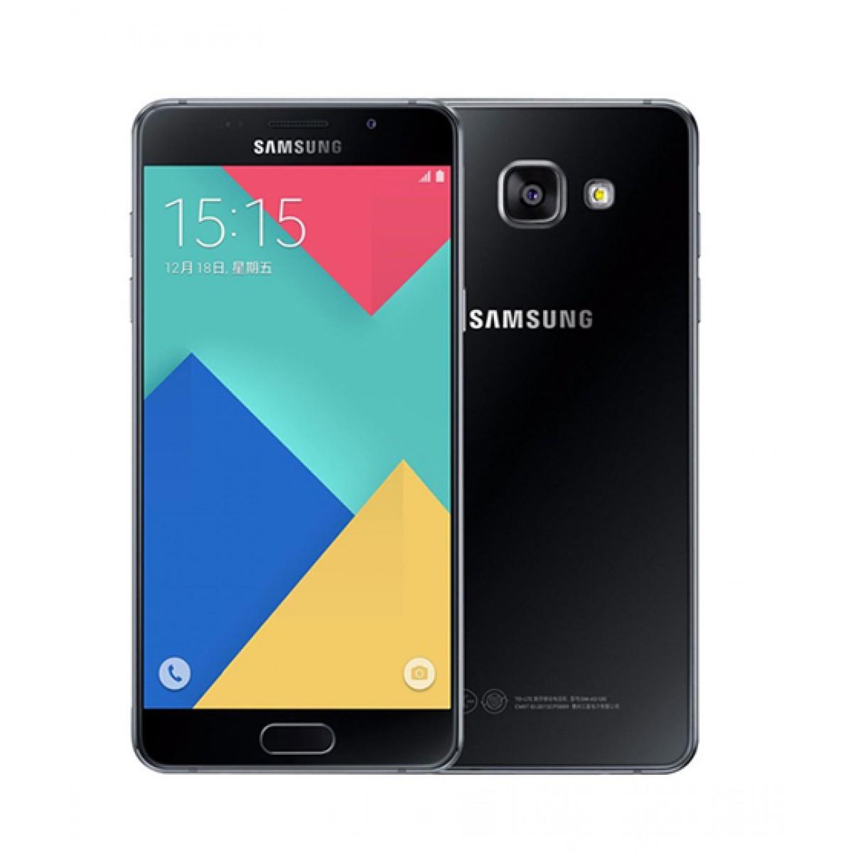 Samsung Galaxy A9 2016 Dual SIM Black (A9000)