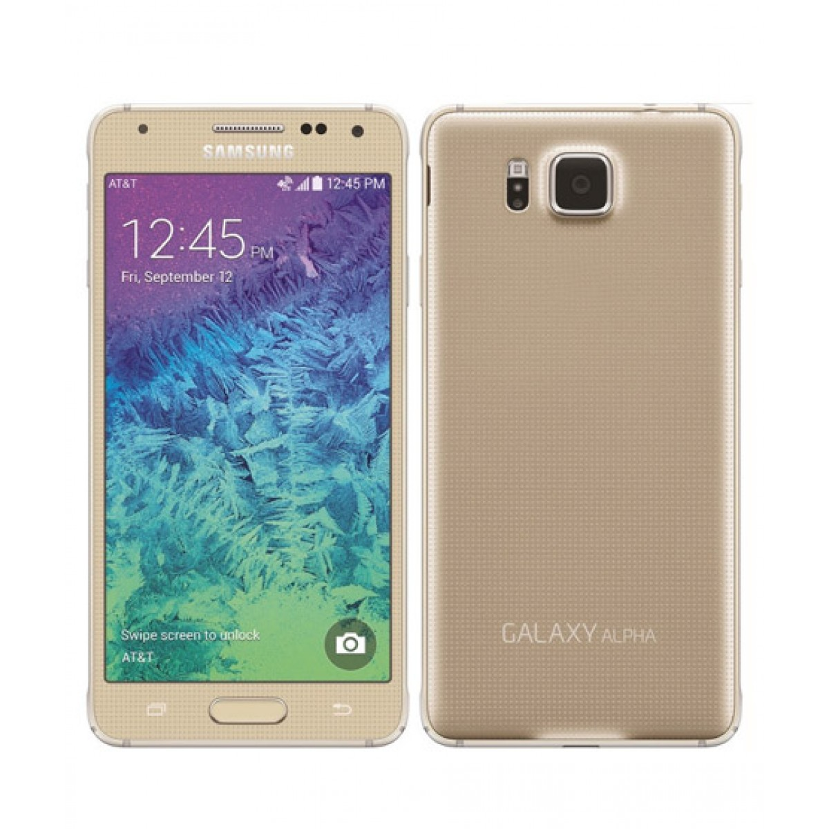 Samsung Galaxy Alpha 4G Gold (G850F)