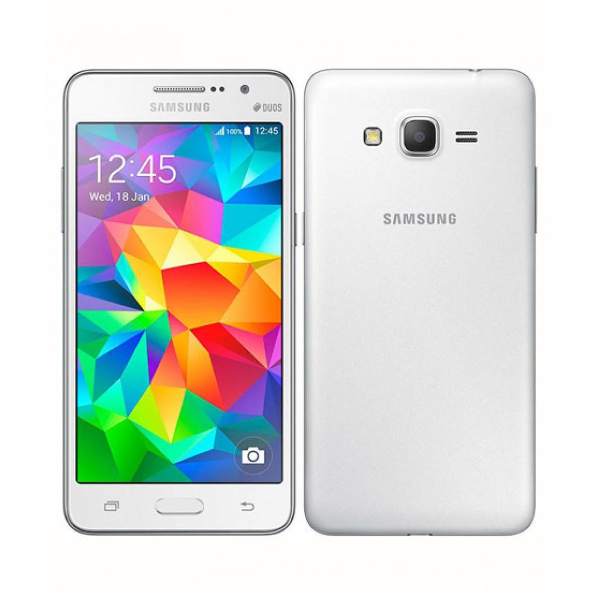 Samsung Galaxy Grand Prime 4G White (G530F)