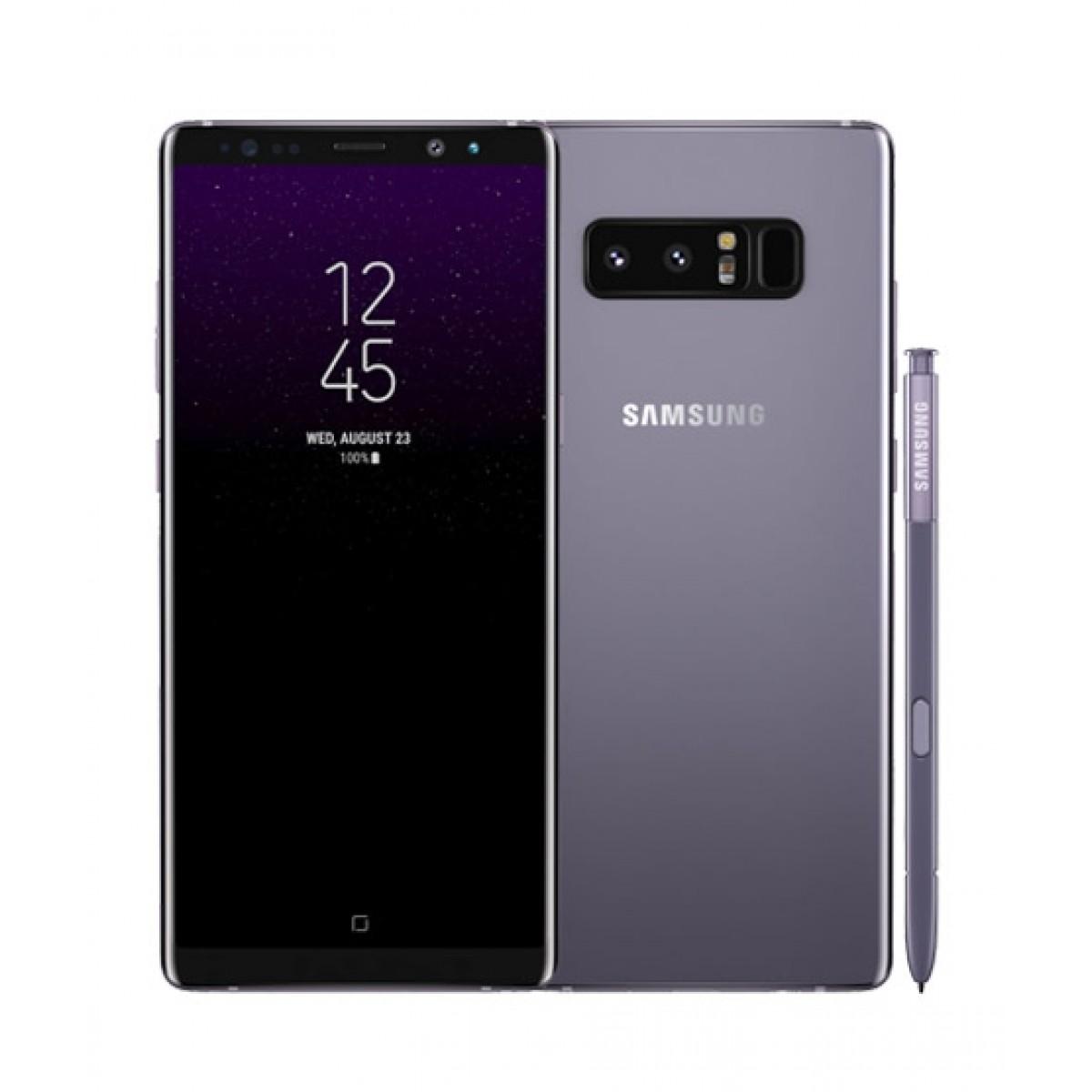 Samsung Galaxy Note 8 64GB Dual Sim Orchid Gray (N950FD)