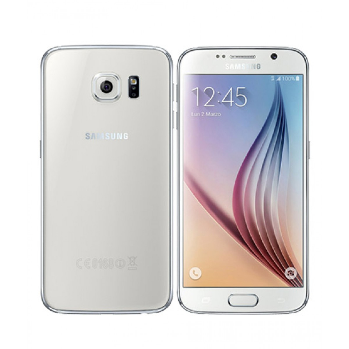Samsung Galaxy S6 128GB White (G920F)