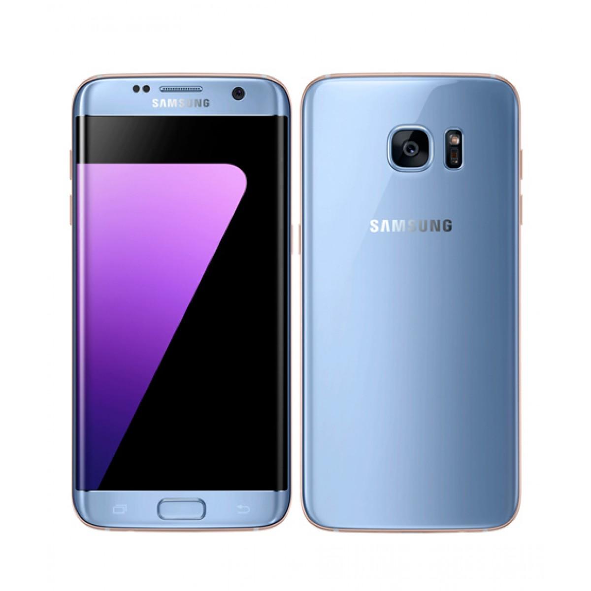 Samsung Galaxy S7 Edge 32GB 4G Dual Sim Blue (G935FD)