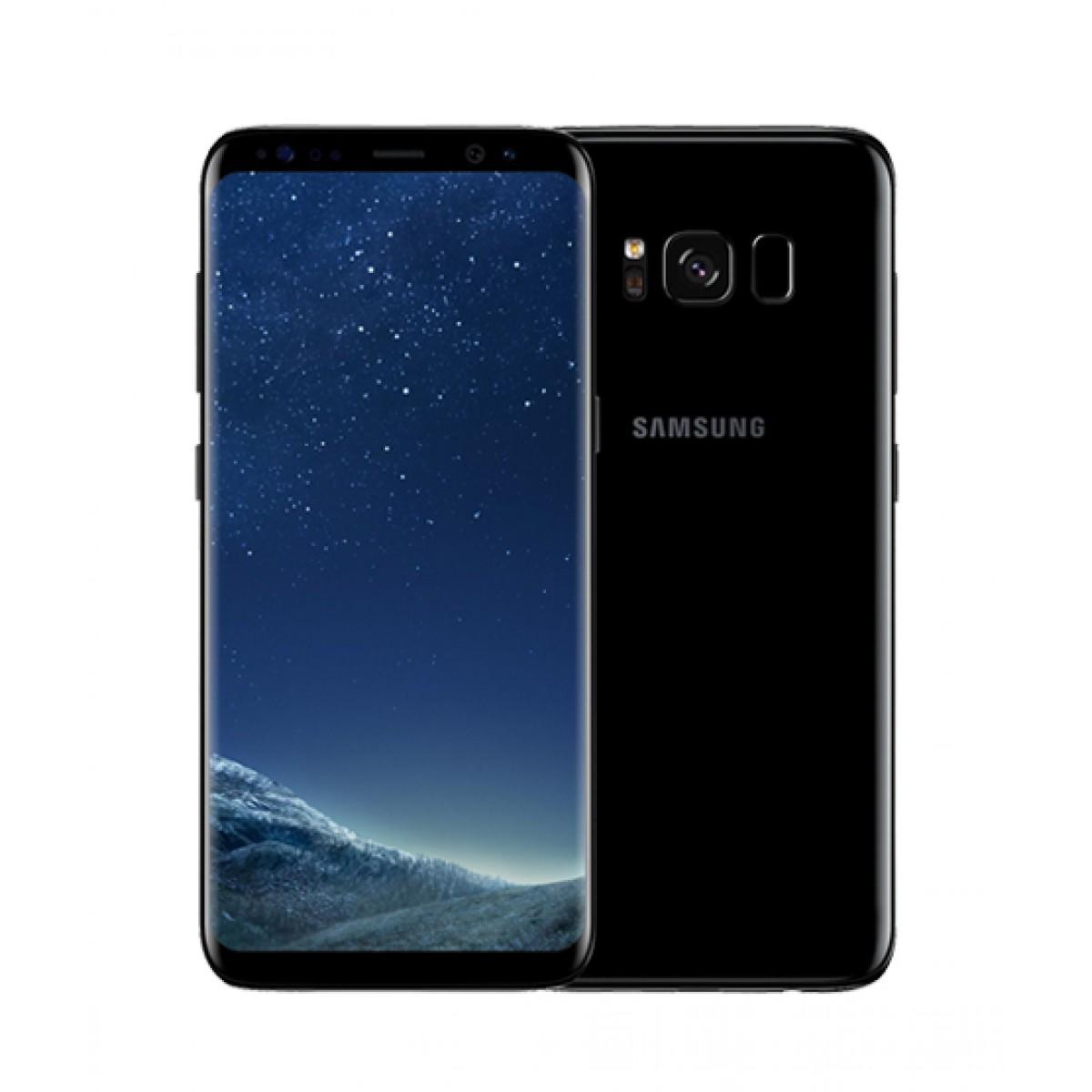 Samsung Galaxy S8 64GB Dual Sim Midnight Black (G950FD)