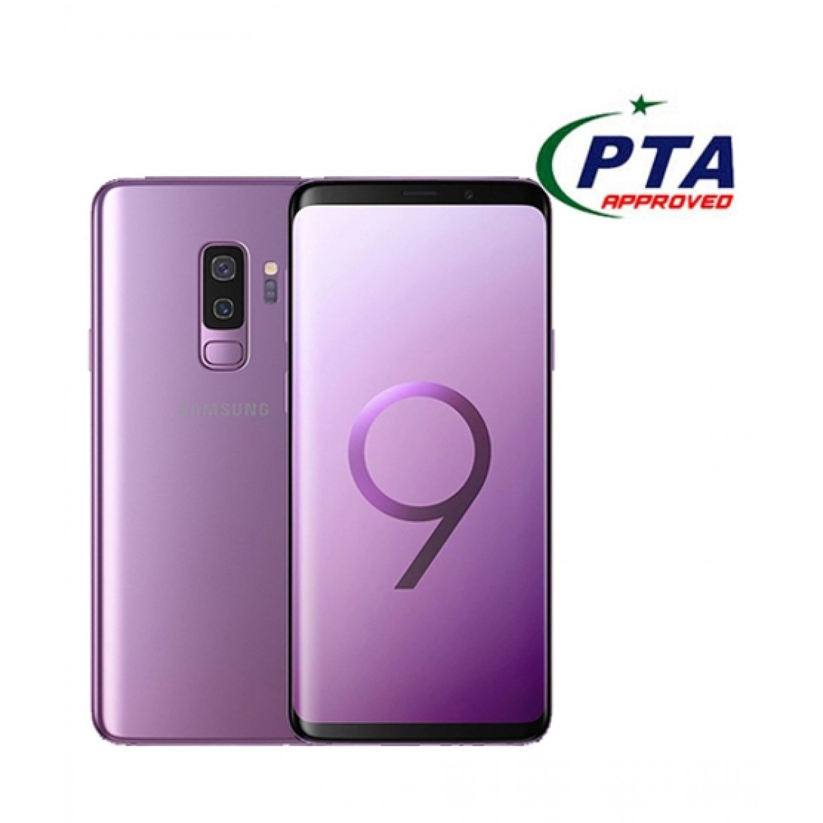Samsung Galaxy S9+ 64GB Dual Sim Lilac Purple