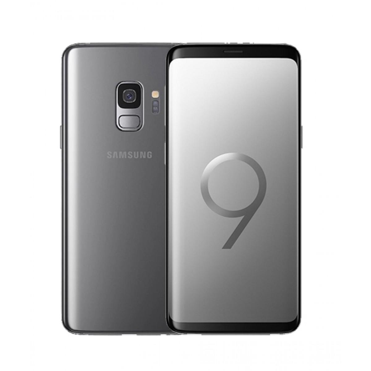 Samsung s9 titanium gray