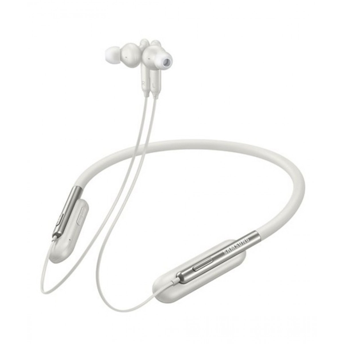 be6f4ee1ba2 Samsung U Flex Wireless Headphones Price in Pakistan | Buy Samsung U Flex  Wireless Headphones White (EO-BG950) | iShopping.pk