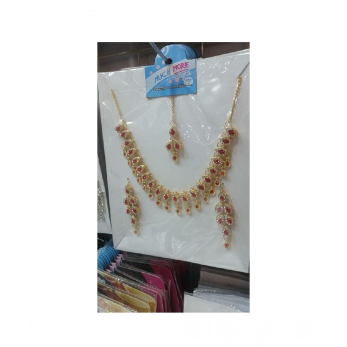 Sasta Bazaar Antique Style Jewellery Set For Women (0077)