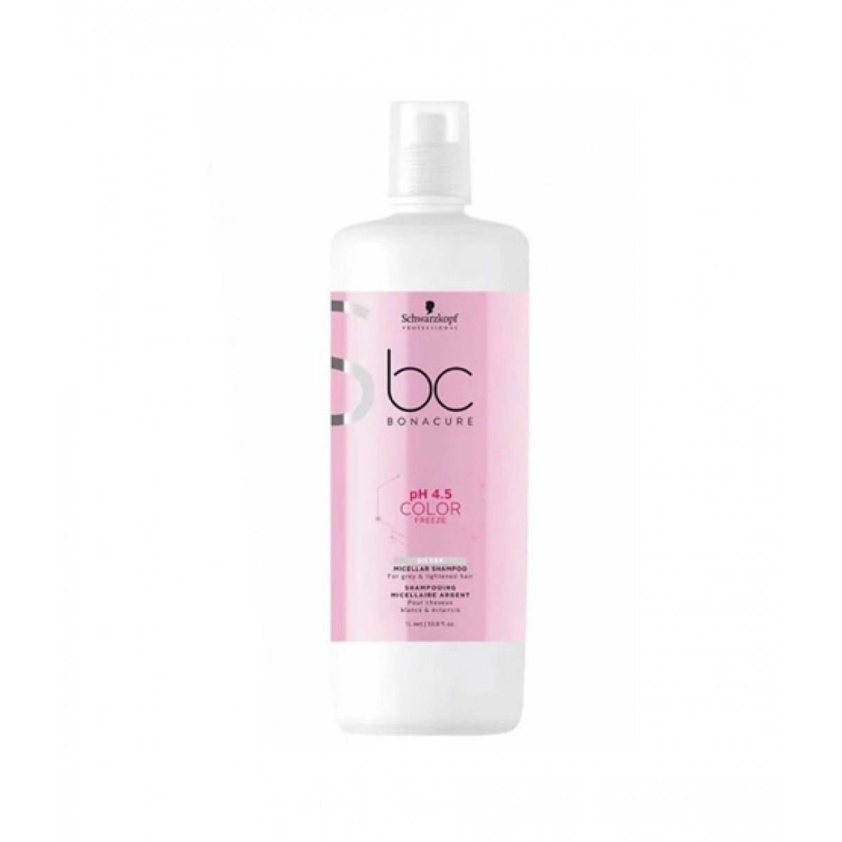 Schwarzkopf BC Bonacure Hairtherapy Color Freeze Shampoo