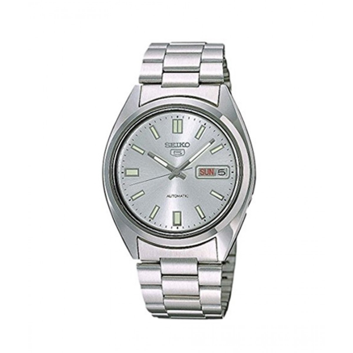 2ebee961b Seiko 5 Men's Watch Price in Pakistan | Buy Seiko Men's Watch Silver  (SNXS73K) | iShopping.pk