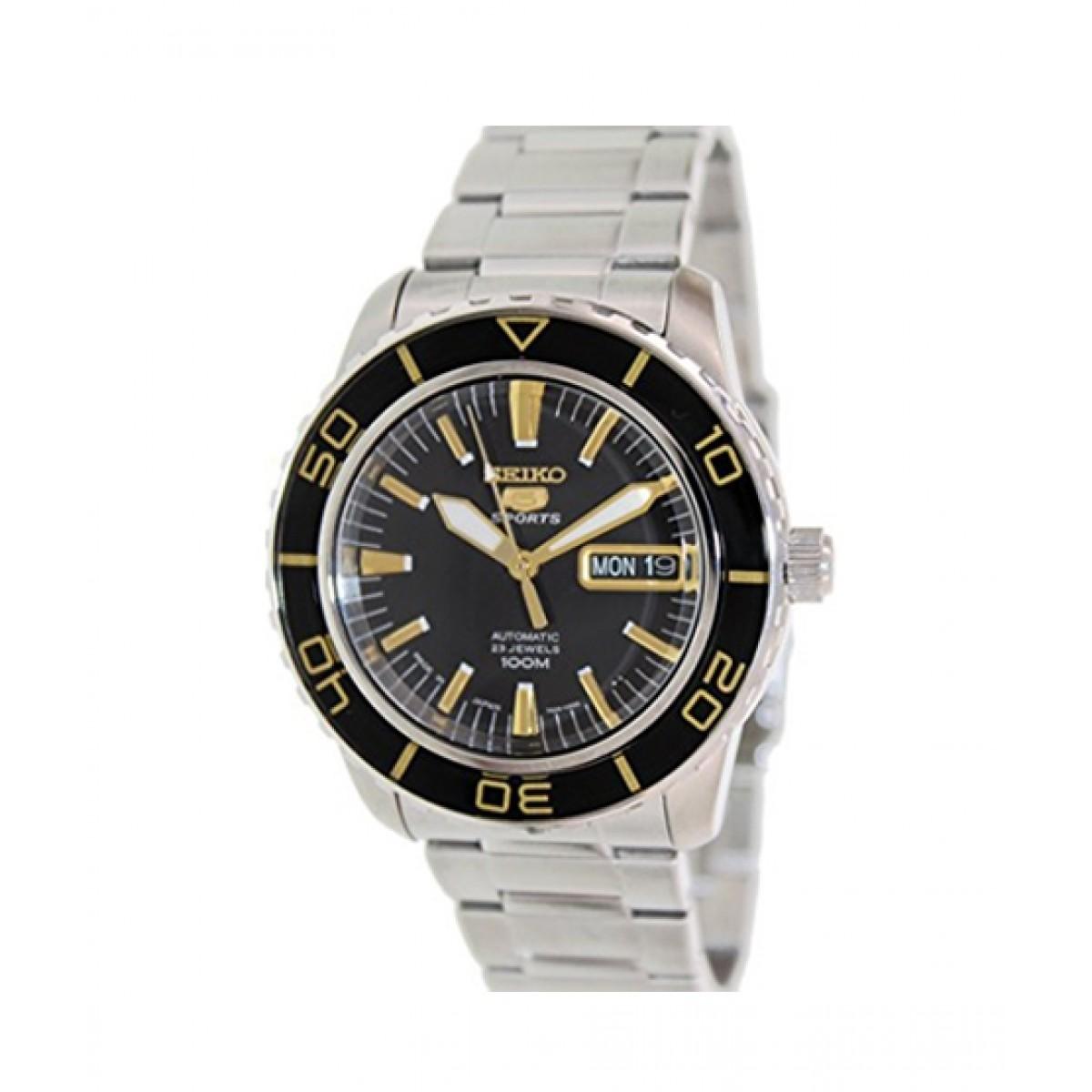 b9d825e9a Seiko 5 Sports Men's Watch Silver Price in Pakistan | Buy Seiko Men's Watch  Silver (SNZH57J1) | iShopping.pk