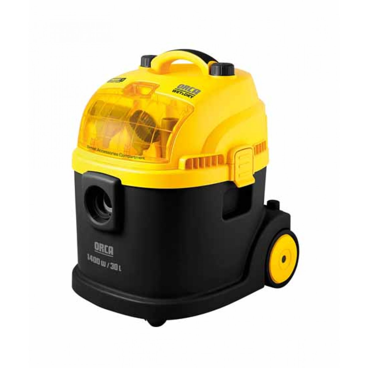 Sencor Wet & Dry Vacuum Cleaner 1400W (SVC-3001-Orca)